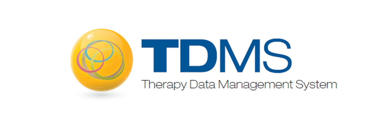 Fresenius Medical Care – Therapy Data Management  System (TDMS)-logotyp