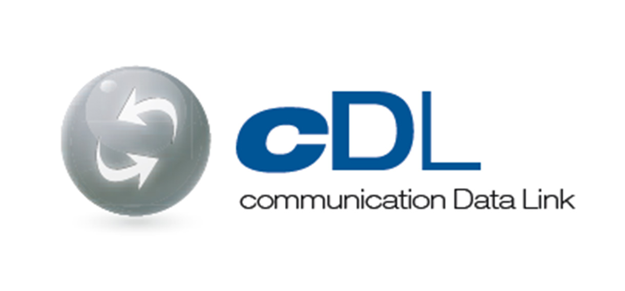 Fresenius Medical Care – communication Data Link (cDL) logotyp